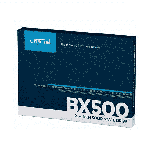 isco Solido 120GB Crucial BX500