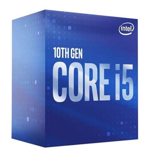 Procesador Intel i5 10400 10ᵐᵃ Generación