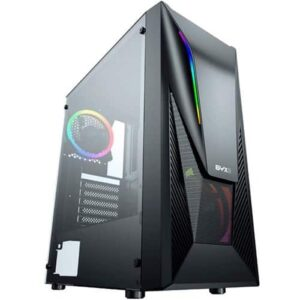 Gabinete Fearless Incluye Fan RGB