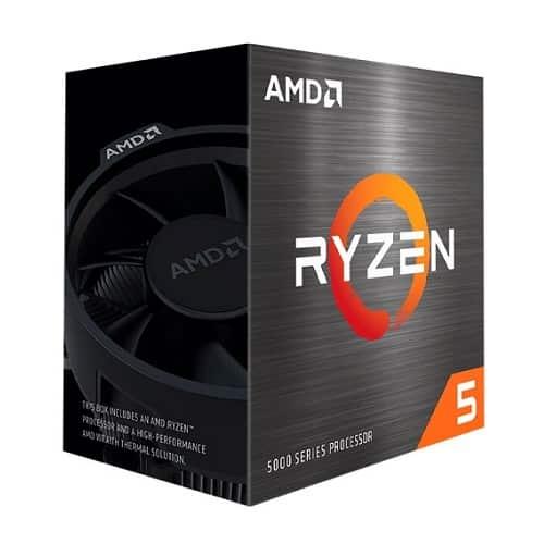 Microprocesador Ryzen 5 5600X 4.6GHz
