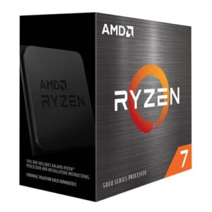 Microprocesador Ryzen 7 5800X 4.70GHz