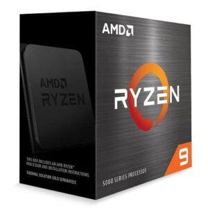 Microprocesador Ryzen 9 5900X 4.80GHz