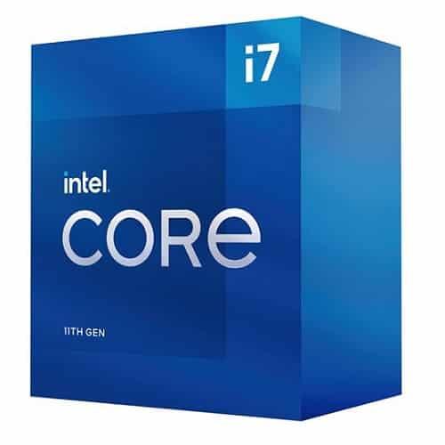 Procesador Intel i7 11700F 11 GEN