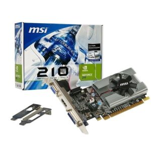 Placa de Video GeForce 210